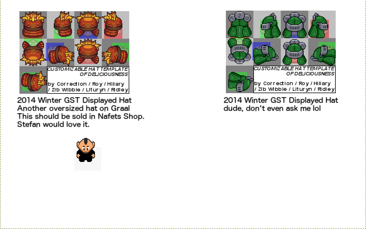 Quality Of Gst Hats Graalians