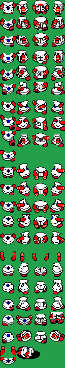 Samurai body  - Graalians